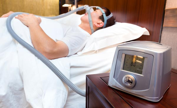 What is a CPAP machine?