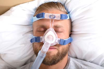Obstructive Sleep Apnea CPAP