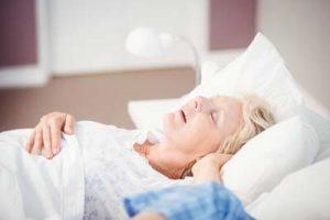 Snoring is sleep disordered breathing